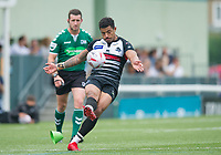 London Broncos Kieran Dixon during the Betfred Championship match between London Broncos and Rochdale Hornets at Castle Bar , West Ealing , England  on 17 June 2018. Photo by Andrew Aleksiejczuk / PRiME Media Images.