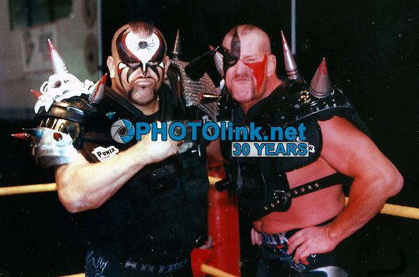 Road Warriors, 1997, 1997, Photo By John Barrett/PHOTOlink