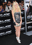 Heidi Montag Pratt at The Paramount Pictures' G.I. JOE: THE RISE OF COBRA Los Angeles Special Screening held at The Grauman's Chinese Theatre in Hollywood, California on August 06,2009                                                                   Copyright 2009 DVS / RockinExposures