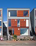 Wohnungen, Borneokade, Borneo-eiland, Amsterdam