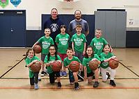Basketball Green 2/20/2020