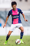 Dehuai Xu of Kitchee in action during the HKFA Premier League between South China Athletic Association vs Kitchee at the Hong Kong Stadium on 23 November 2014 in Hong Kong, China. Photo by Aitor Alcalde / Power Sport Images