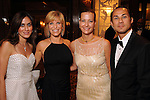 From left: Heidi Kashani and Kelly Davis with Catherine and Cenk Ozdogan a at the Dominic Walsh Dance Theater's 10th Anniversary Season Gala at the Four Seasons Hotel Friday May 4,2012. (Dave Rossman Photo)