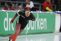 SCHAATSEN: HEERENVEEN, IJsstadion Thialf, 28-01-2018, NK Sprint/Allround, 10.000mtr., Marwin Talsma, ©foto Martin de Jong