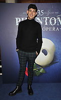 """Matt Richardson at the """"The Phantom Of The Opera"""" 35th anniversary gala performance, Her Majesty's Theatre, Haymarket, on Monday 11th October 2021, in London, England, UK. <br /> CAP/CAN<br /> ©CAN/Capital Pictures"""