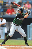 Augusta Green Jackets right fielder Ryan Lollis #14 swings at a pitch during a game against the Asheville Tourists at McCormick Field on July 10, 2011 in Asheville, North Carolina.  Augusta won the game 10-2.   (Tony Farlow/Four Seam Images)