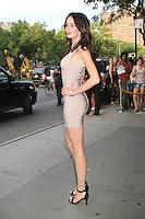 NEW YORK, NY - JULY 25: Nicole Trunfio at 'The Campaign' New York Premiere at Sunshine Landmark on July 25, 2012 in New York City. ©RW/MediaPunch Inc. /NortePhoto.com<br /> <br /> **SOLO*VENTA*EN*MEXICO**<br />  **CREDITO*OBLIGATORIO** *No*Venta*A*Terceros*<br /> *No*Sale*So*third* ***No*Se*Permite*Hacer Archivo***No*Sale*So*third*©Imagenes*con derechos*de*autor©todos*reservados*.