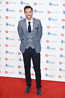 Ross Adams<br /> arriving for the Giving Mind Media Awards 2017 at the Odeon Leicester Square, London<br /> <br /> <br /> ©Ash Knotek  D3350  13/11/2017