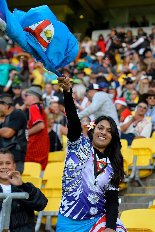 HSBC Wellington Sevens at Westpac Stadium , Wellington, New Zealand, on Saturday 30 January 2016.<br /> Photo by Masanori Udagawa. <br /> www.photowellington.photoshelter.com.