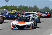 Pirelli World Challenge<br /> Victoria Day SpeedFest Weekend<br /> Canadian Tire Motorsport Park, Mosport, ON CAN Saturday 20 May 2017<br /> Ryan Eversley/ Tom Dyer<br /> World Copyright: Richard Dole/LAT Images<br /> ref: Digital Image RD_CTMP_PWC17053