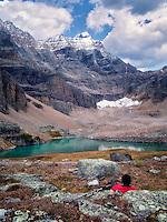 Yoho National Park, Opabin Plateau, British Columbia, Canada