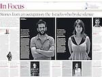 The Observer, June 8, 2014.<br /> Photos © Quique Kierszenbaum.