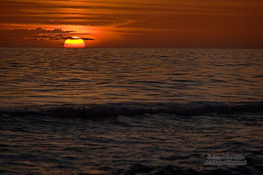 Panhandle Sunset, Florida