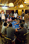 A view of the final table ten.