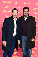LONDON, UK. November 12, 2019: Brendon Cole and Jeremy Edwards arriving for the ITV Palooza at the Royal Festival Hall, London.<br /> Picture: Steve Vas/Featureflash