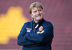 Motherwell v St Johnstone...30.08.14  SPFL<br /> Motherwell manager Stuart McCall<br /> Picture by Graeme Hart.<br /> Copyright Perthshire Picture Agency<br /> Tel: 01738 623350  Mobile: 07990 594431