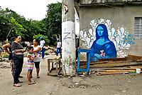 Favela Comunidade da Agua Branca. Sao Paulo. 2018. Foto  Marcia Minillo