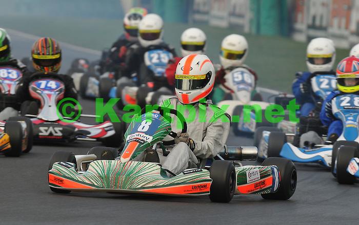 MSA, Junior 2 Stroke, PFI, Oliver Basey-Fisher, Litchfield Motosport, TKM.