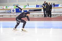 SPEEDSKATING: SALT LAKE CITY: Utah Olympic Oval, 09-03-2019, ISU World Cup Finals, 500m Ladies, Brittany Bowe (USA), ©Martin de Jong