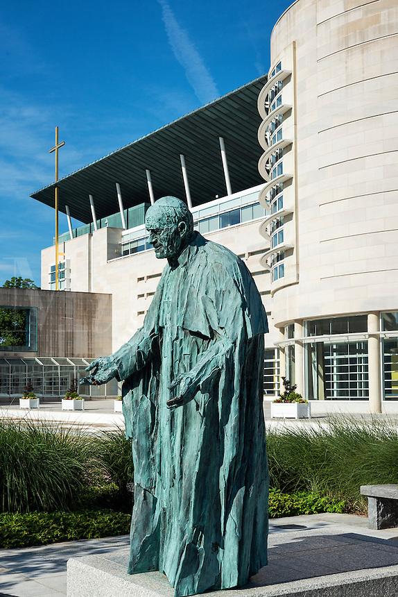 Shrine of Blessed John Paul II, Washington DC, USA