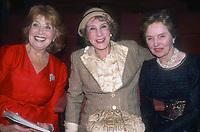 Beverly Sills Arlene Francis Jane Wyatt 1986<br /> Photo by Adam Scull/PHOTOlink