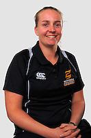 Rachel Priest. Wellington Blaze headshots at Westpac Stadium, Wellington, New Zealand on Tuesday, 11 November 2014. Photo: Dave Lintott / lintottphoto.co.nz