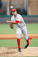 Ismael Guillon - AZL Reds.Photo by:  Bill Mitchell/Four Seam Images..