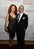 Bernadette Peters and Joel Grey attends the New York Landmarks Conservancy's 22nd Living Landmarks Gala on November 5, 2015 at The Plaza Hotel in New York, New York. USA<br /> <br /> photo by Robin Platzer/Twin Images<br />  <br /> phone number 212-935-0770