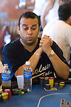 Mark Seif contempts a call, makes the call and then is interested at the flop.