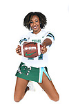 Some images from the fall photoshoot with the Tulane Shockwave Dance Team.