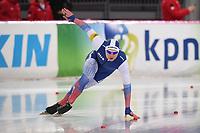 SPEED SKATING: HAMAR: Viking Skipet, 03-02-2019, ISU World Cup Speed Skating, Pavel Kuliznikov (RUS), ©photo Martin de Jong