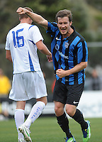 130406 Central League Football - Miramar Rangers v Petone