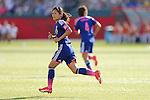 Nahomi Kawasumi(JPN),  JULY 1, 2015 - Football / Soccer : FIFA Women's World Cup Canada 2015 Semir-final match between Japan 2-1 England at Commonwealth Stadium in Edmonton, Canada. (Photo by Yusuke Nakanishi/AFLO SPORT)