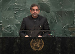 72 General Debate – 20 September <br /> <br /> by His Excellency Shahid Khaqan Abbasi, Prime Minister of Pakistan