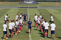 USMNT Training, October 8, 2015