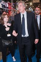 Stephane Le Foll:visite du premier Ministre au Salon de l'agriculture Paris 27/02/2017