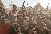 Labuk village had a simple celebration.  The young boys and girls had contributed to buy some local beers and invited the elders.  Just a time to dance and have fun...Contacts:..Lale Biwa (Jamundo - Bull Jumping Name).lalebiwa@yahoo.com