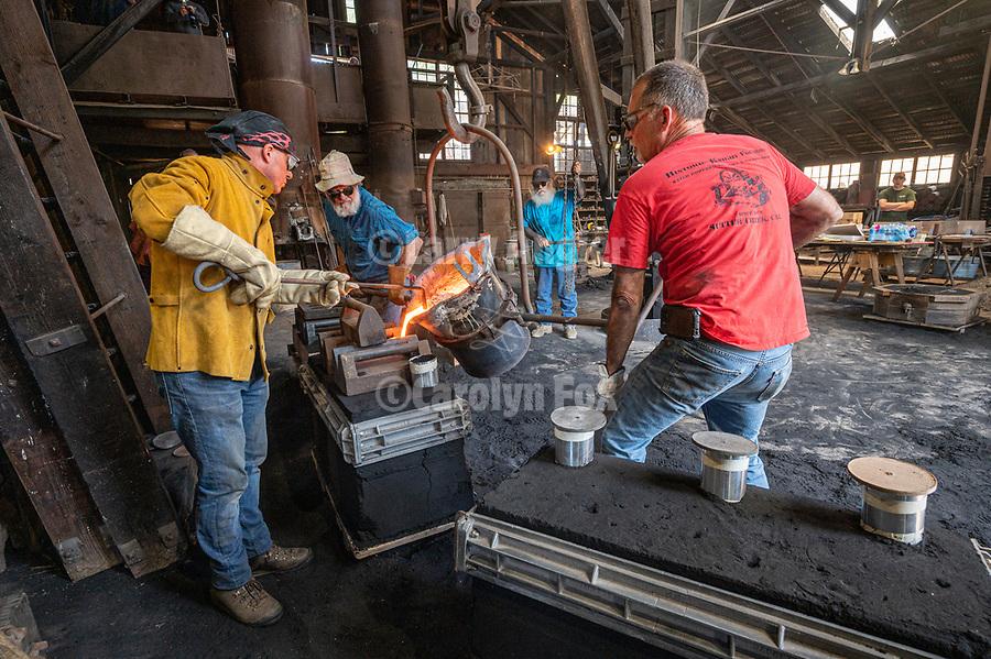 2105-Knight Foundry gray iron casting