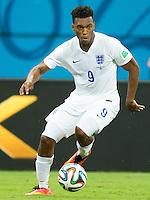Daniel Sturridge of England