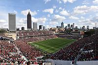 Atlanta United FC vs Chicago Fire, March 18, 2017