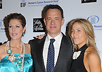 """Rita Wilson,Tom Hanks & Sheryl Crow at The Saks Fifth Avenue's """"Unforgettable Evening"""" benefiting EIF's Women's Cancer Research Fund held at The Beverly Wilshire Hotel in Beverly Hills, California on February 10,2009                                                                     Copyright 2009 Debbie VanStory/RockinExposures"""