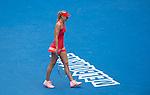 Maria Sharapova (RUS) defeats Eugenie Bouchard (CAN) 6-3, 6-2