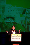 Marjora Carter speaing at Power Shift '09 (©Robert vanWaarden ALL RIGHTS RESERVED)