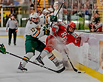 2018-12-29 NCAA: RPI at Vermont Men's Hockey - Catamount Cup 2018
