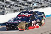 #20: Erik Jones, Joe Gibbs Racing, Toyota Camry Reser's Fine Foods, #32: Corey LaJoie, Go FAS Racing, Ford Mustang Drydene