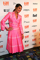 PRIYANKA CHOPRA - RED CARPET OF THE FILM 'THE LITTLE VISITORS' - 42ND TORONTO INTERNATIONAL FILM FESTIVAL 2017 IN TORONTO, CANADA, 07/09/2017. # FESTIVAL DU FILM DE TORONTO - RED CARPET 'THE LITTLE VISITORS'