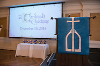 2016-12-10 Catholic Charities A Cardinal's Christmas
