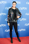 """Maria Jose Besora attends to the premiere of the film """"¡Canta!"""" at Cines Capitol in Madrid, Spain. December 18, 2016. (ALTERPHOTOS/BorjaB.Hojas)"""