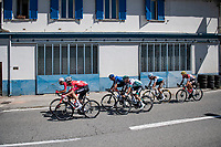 the breakaway group<br /> <br /> Stage 2 from Nice to Nice (186km)<br /> <br /> 107th Tour de France 2020 (2.UWT)<br /> (the 'postponed edition' held in september)<br /> <br /> ©kramon