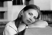 Montreal (Qc) CANADA - 1996 File Photo -<br /> <br /> ChloÈ Sainte-Marie, actress <br /> <br /> <br /> photo (c) Pierre Roussel - Images Distribution